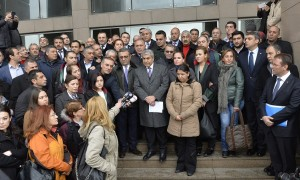 CHP İstanbul'dan Erdoğan ve Davutoğlu hakkında suç duyurusu (2)