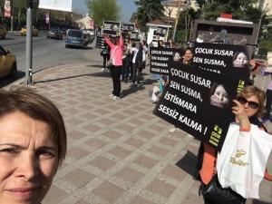 ÇOCUK SUSAR SEN SUSMA!!!!! (3)