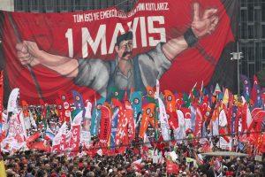 1 Mayıs İçin Bakırköy'de Uzlaşıldı