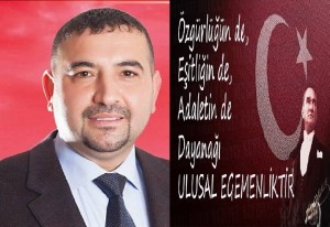 CHP Belediye Meclis Üyesi Zafer Döner'den 23 Nisan Mesajı
