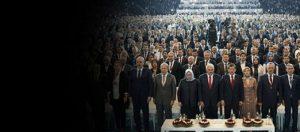 AKP 'de Kazan kaynıyor ...