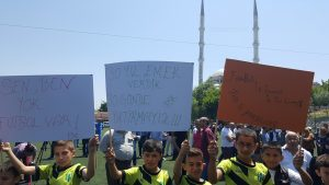 Alibeyköy Parseller Spor Tesisleri Yıkılma Tehlikesiyle Karşı Karşıya (1)