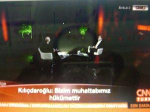CHP lideri Kılıçdaroğlu Meclis de Fili Durum yapacağız dedi. (9)